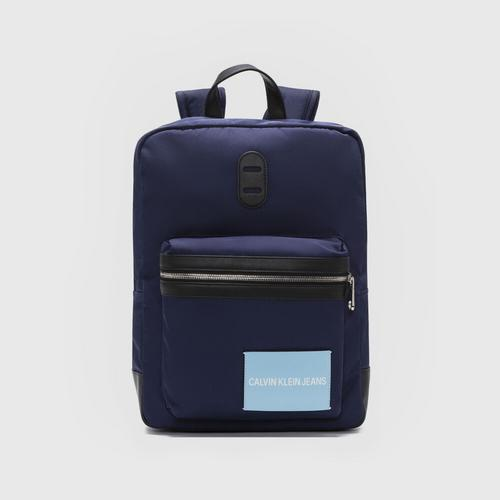 CALVIN KLEIN FABRIC SQUARE BACKPACK 40