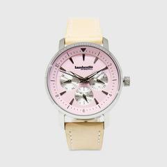 Lambretta Watch Imola36 Pink Leather Natural