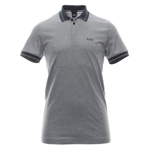 服装HUGO BOSS Paule 2 Polo Shirt (Navy) Size M