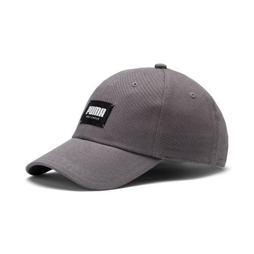 PUMA Style Fabric Cap - Gray
