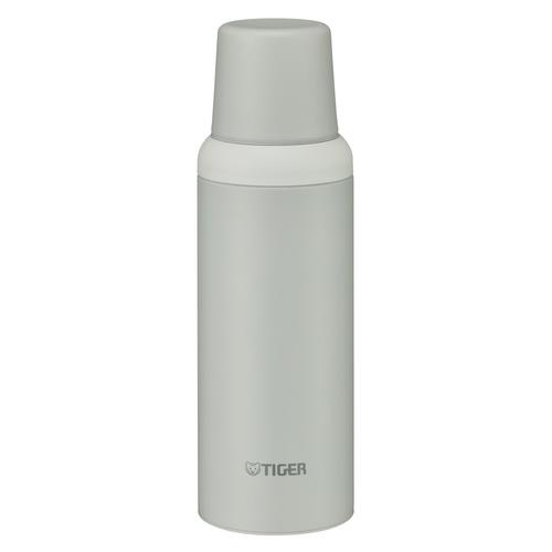 TIGER Vacuum Stainless Bottle MSI-A060WG 600 ml. White-Gray
