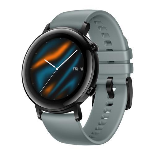 华为 (HUAWEI) 智能手表 GT 2 (42 mm)运动款 - 湖光青