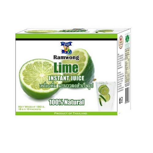 RAMWONG LIME DRINK