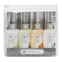BATH&BLOOM ALL DAY MOISTURIZING SET (4x50ML)