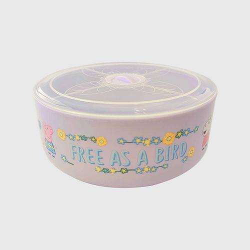 PEPPA PIG Microwave Cup - White