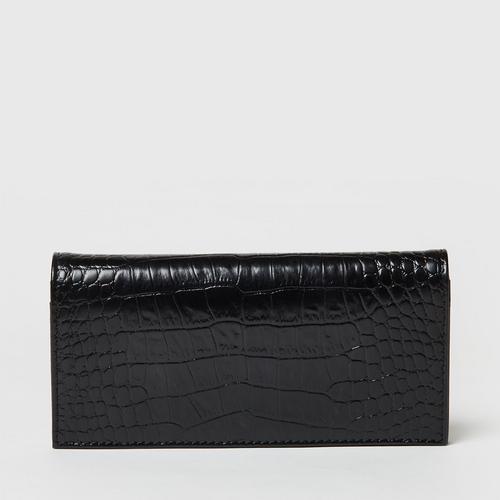 Longlai Basic Men Wallet Black Colour