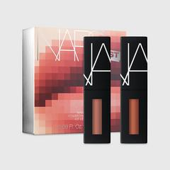 NARS Narsissist Wanted Power Pack Lip Kit - Warm Nudes 2.8ml x 2