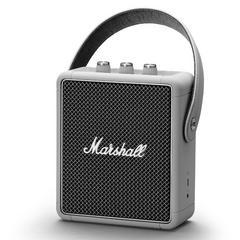 Marshall Stockwell II Portable Bluetooth Speaker (Gray)