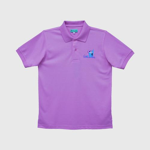 VALENTINO  RUDY Knit Polo - Pink - M