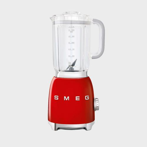 SMEG Blender 50's Retro style Aesthetic BLF01RDEU - Red