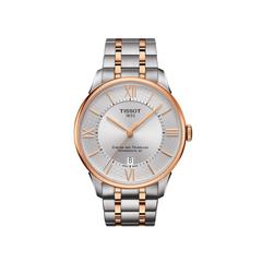 TISSOT Chemin Swiss Edit Gent  Bi-Color 42mm (Silver Dial) (Silver Dial)