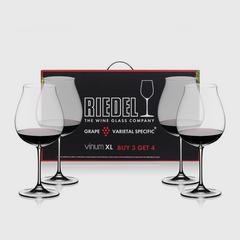 Riedel Value Gift Packs Vinum XL Pay 3 Get 4 Pinot Noir