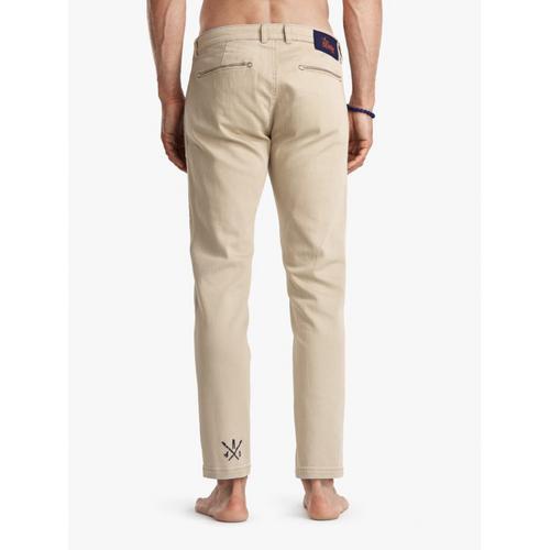 ACE DENIM - AD 12 Chino Light Beige Pants / 36