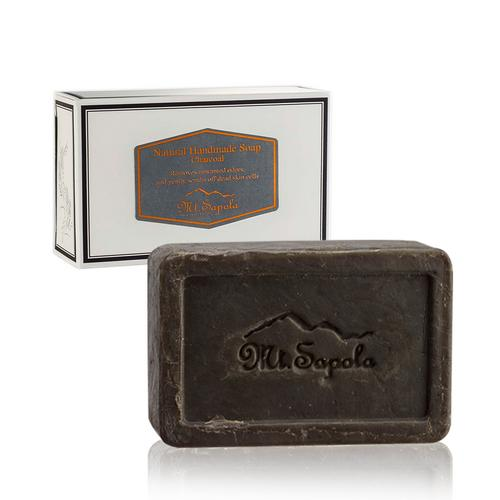 Mt.Sapola Soap Charcoal 120g.