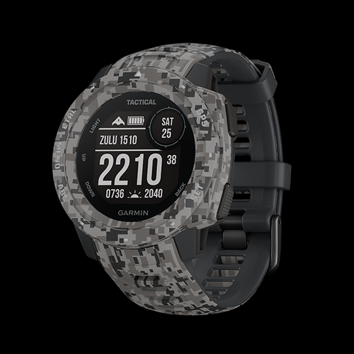 Garmin Instinct Tactical Edition (Camo Graphite)