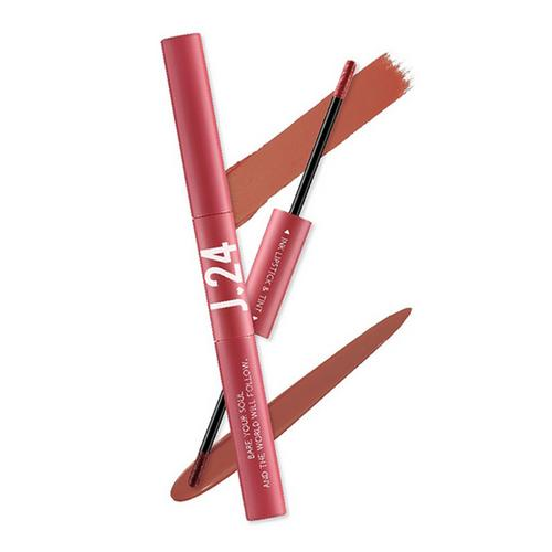 J24 Ink Lipstick & Tint 2.5g+2.5ml #Bare Soul