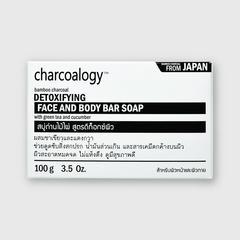 Charcology 排毒皂 100g.