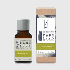 BsaB Concentrated Pure Oil - Lemongrass 15 ml