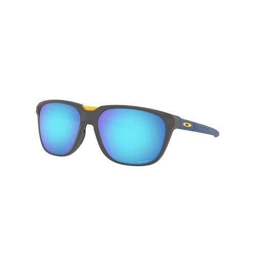 OAKLEY Matte Dark Grey Injected Sunglasses 0OO942094200559