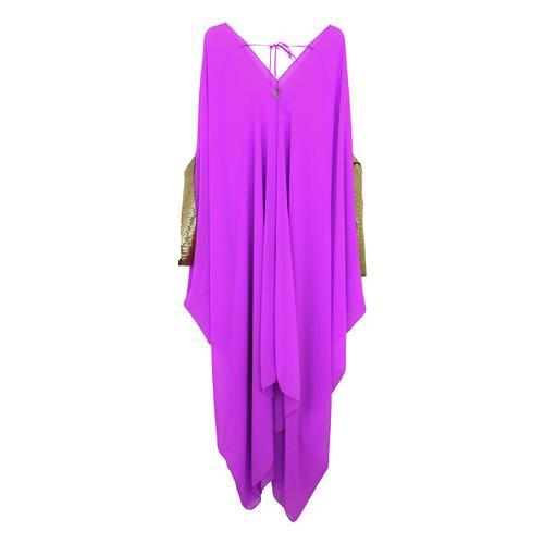 CRUISE Dress Resort Wear Pink - Free Size