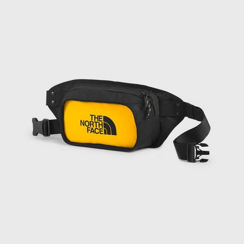 THE NORTH FACE EXPLORE HIP PACK SUMMIT GOLD/TNF BLACK