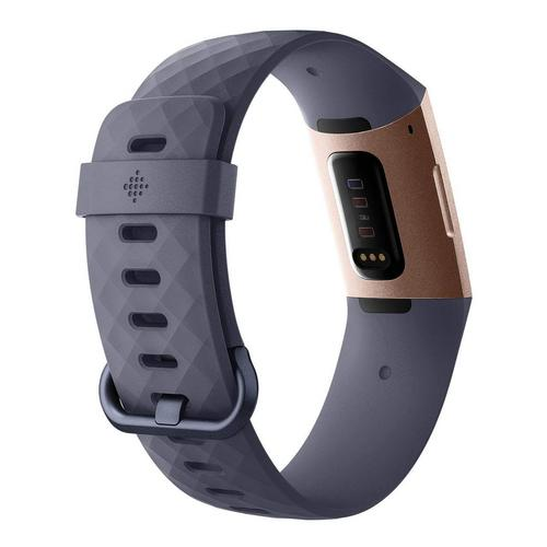 FITBIT Charge 3™  NFC Rose Gold/Blue Grey