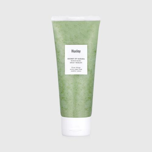 HUXLEY Scrub Mask ; Sweet Therapy 120g