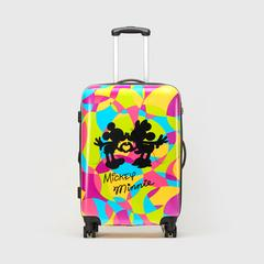 """Disney Mickey Mouse Luggage 24"""""""