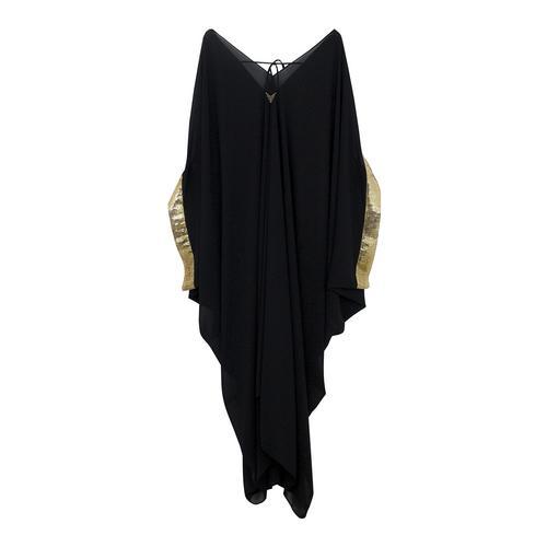 CRUISE Dress Resort Wear Black - Free Size