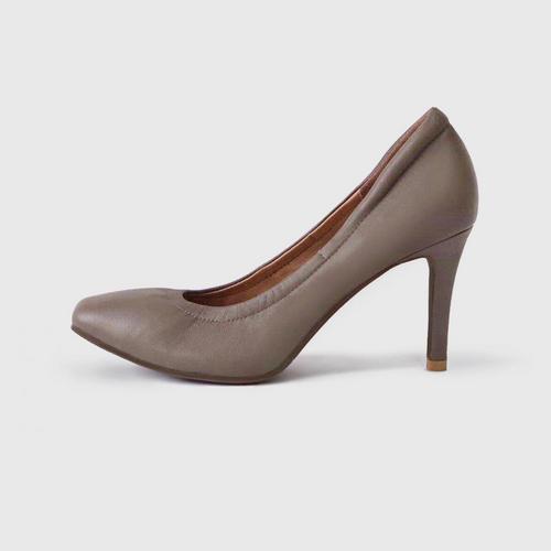 RAINBO Sandra High Heel-Grey-36