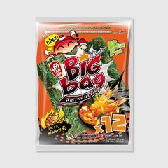 Taokaenoi Grilled Seaweed Tom Yum Goong Flavour (Big Bag Brand)