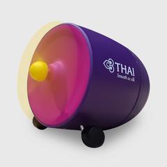 Thai Shop Mini Fan Bluetooth Speaker
