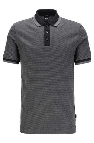 服装HUGO BOSS Philipson 66 Polo Shirt (Black) Size S