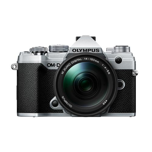 OLYMPUS E-M5M3 Kit 14-150mm. (Black&Sliver)