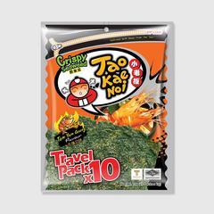 Taokaenoi Crispy Seaweed Tom Yum Goong Flavour Taokaenoi Brand)
