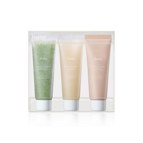 HUXLEY Spa Routine Deluxe Complete 30g*3
