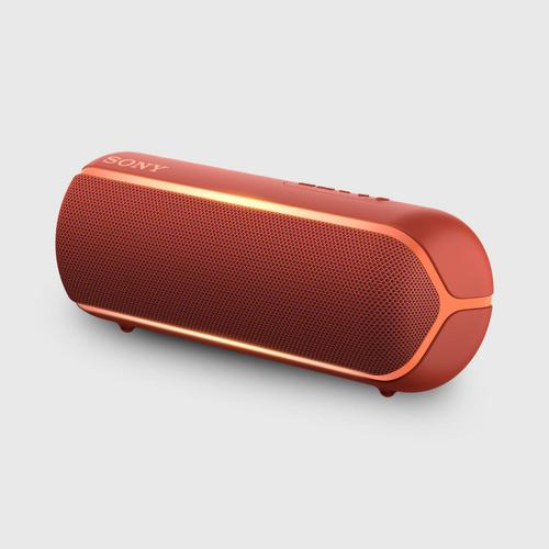 SONY XB22 EXTRA BASS™ Portable BLUETOOTH® Speaker - Red