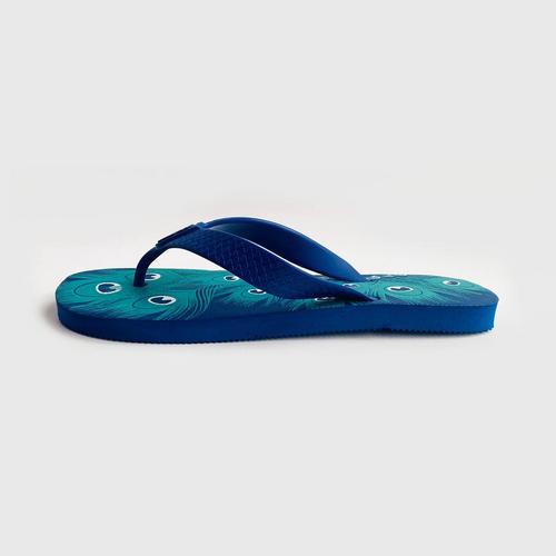 FREET KAEKAI THAILAND PEACOCK Blue Size EU XS