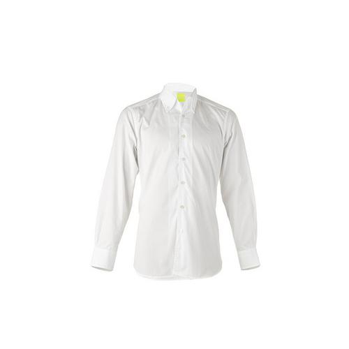 BOLL&RAVA POPELINE SHIRT - WHITE