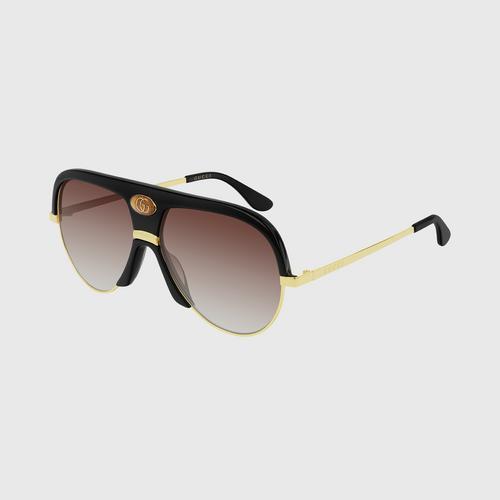 GUCCI GG0477S-001 Sunglasses