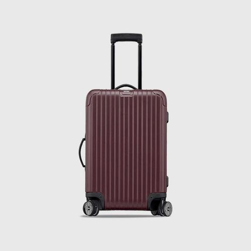 RIMOWA SALSA CABIN MULYIWHEEL® 53 IATA - MAT CARMONA RED