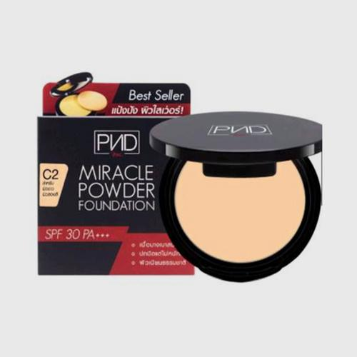 PND BY BSC MIRACLE POWDER FOUNDATION#F3(C2)