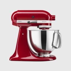 KitchenAid Tilt-Head Artisan Stand Mixer 5 Quart - Empire Red