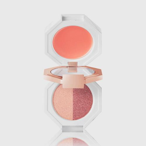 DEAR DAHLIA Paradise Dual Palette 4 g - Match : Strawberry Crush