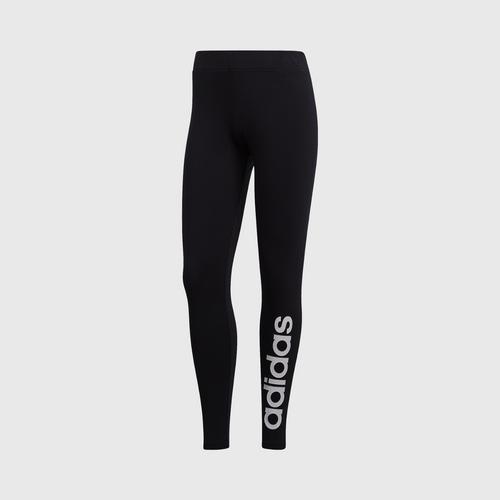 ADIDAS W E LIN TIGHT size -L BLACK UK