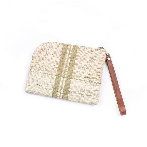 ETHNICA Clutch bag M - Gray