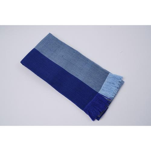Doitung Stream (BG) Bamboo Scraf - BLUE