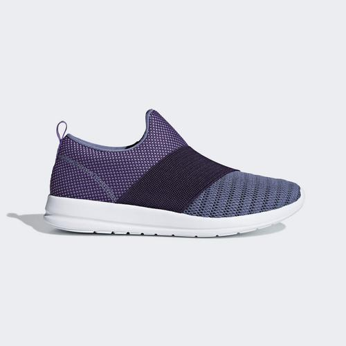 ADIDAS REFINE ADAPT SHOES PURPLE - SIZE 4