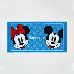 Disney Sawasdee Bath Towel - Blue