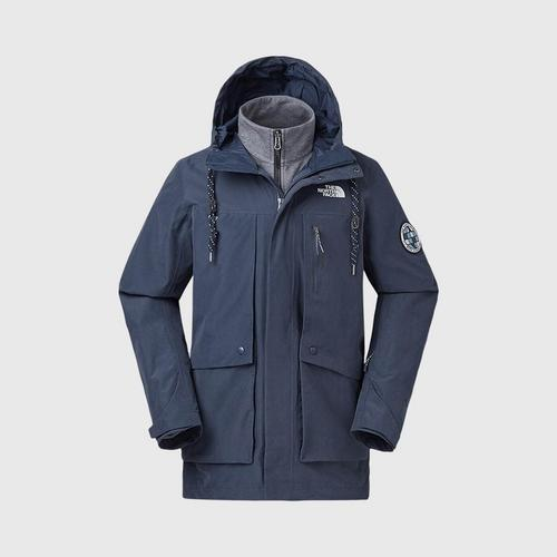 THE NORTH FACE EXPLORER TRICLIMATE JACKET - AP/00L/URBAN NAVY